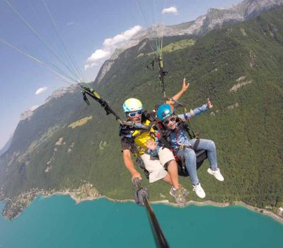 Parapente Annecy Galerie 1