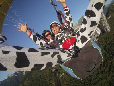 Parapente Annecy Galerie 10