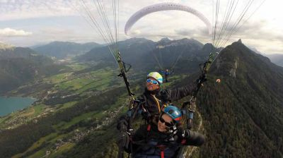 Parapente Annecy Galerie 11
