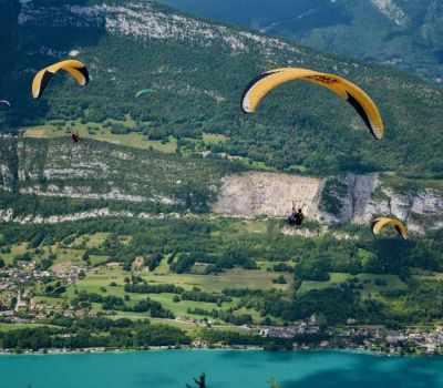 Parapente Annecy Galerie 9